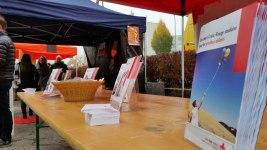 Fête de quartier 2015 de l'association de quartier Croisettes-Tuileries et environs à Epalinges - Croix-Rouge vaudoise