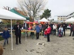 Fête de quartier 2015 de l'association de quartier Croisettes-Tuileries et environs à Epalinges - syndic