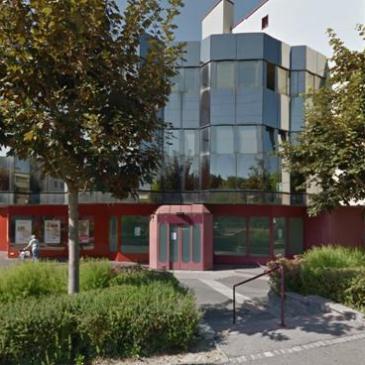 Stand d'information de l'association de quartier Croisettes-Tuileries et environs à Epalinges le 18.06.16