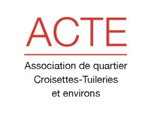 Logo de l'Association de quartier Croisettes-Tuileries et environs