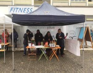Fête de quartier 2018 de l'association de quartier Croisettes-Tuileries et environs à Epalinges